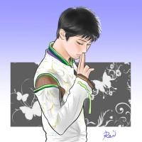 SEIMEI羽生くんイラスト陰陽師