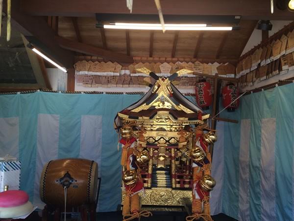 神輿-晴明神社2015.9.22