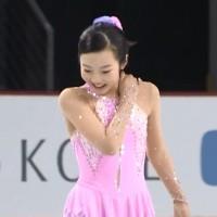 本田真凜ちゃんJGPアメリカ大会2015
