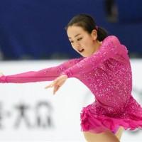 浅田真央「素敵なあなた」中国杯