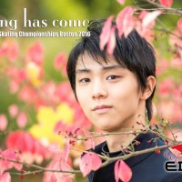 Edea羽生結弦Spring-FB