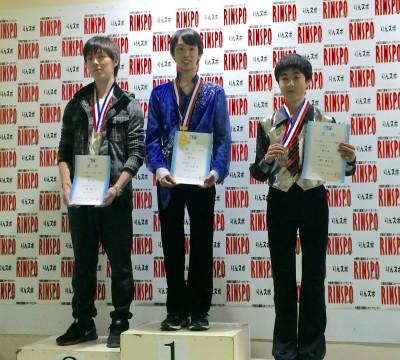 全大阪Ⅱ表彰式