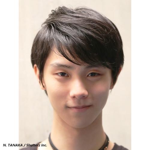 日本スケート連盟羽生結弦プロフィール